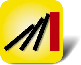 Piktogramm zur Visualisierung von Stabilität