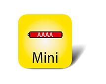Mini Batterie AAAA