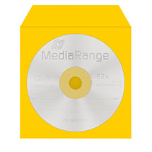 CD-Hülle aus Papier