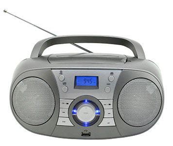 Tragbarer CD-Player