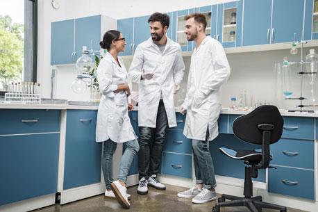 Desinfektion für Praxen, Krankenhäuser und Labors