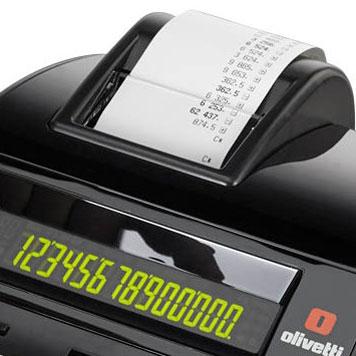 Tischrechner mit schneller Druckgeschwindigkeit
