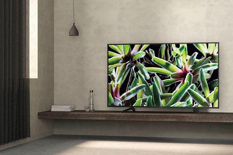 55 Zoll Smart-TV von Sony
