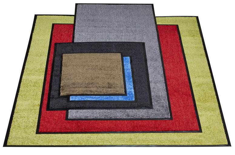 Plyamid-matten in verschiedenen Größen und Farben