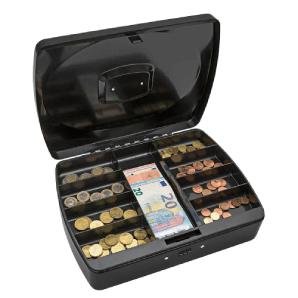 Geldkassetten mit Zahlenschloss