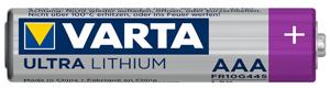 einzelne Lithium-Batterie