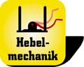 Piktogramm für Ordner mit Hebelmechanik