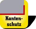 Piktogramm für Ordner mit Kantenschutz
