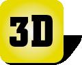 Piktogramm 3D-Funktion