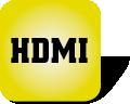 Piktogramm für HDMI-Anschluss