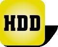 Piktogramm für HDD-Festplatten