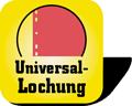 Piktogramm für Register mit Universal-Lochung