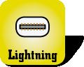 Piktogramm Lightning