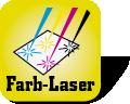 Piktogramm für Farblaser-Multifunktionsgeräte