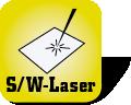 Piktogramm für Schwarz/Weiss-Laser-Multifunktionsgeräte
