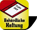 Piktogramm für Hefter mit Behördlicher Heftung