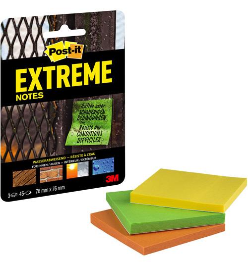 Verpackung mit der Aufschrift Extreme
