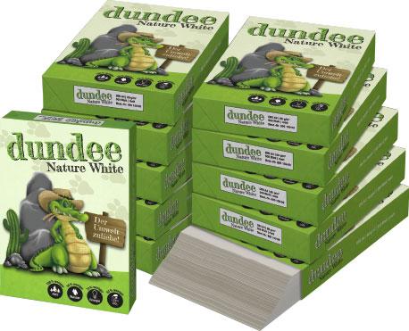 Dundee Recyclingpapier