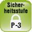 Logo Sicherheitsstufe 3