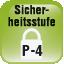 Logo Sicherheitsstufe 4