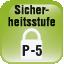 Logo Sicherheitsstufe 5