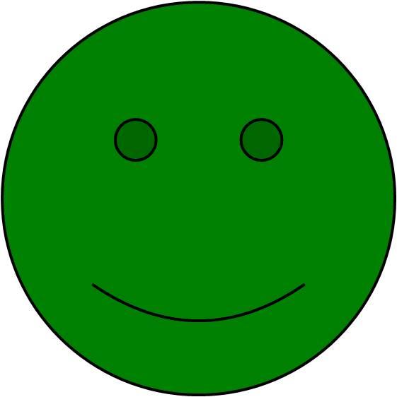 Lächelndes Smiley