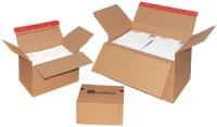 hoehenvariable Wellpapp-Faltkartons