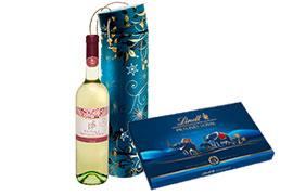 Geschenkset mit Flaschenbeutel