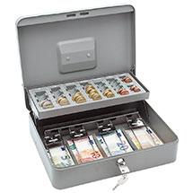 Geldkassette mit Geldzähleinsatz
