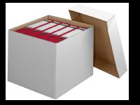 Ordnerverpackung zum Archivieren