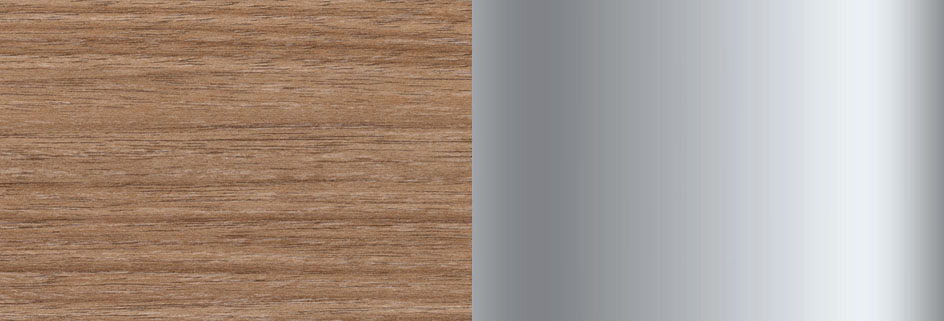 Material Holz und Metal