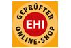 Siegel EHI geprüfter Online-Shop