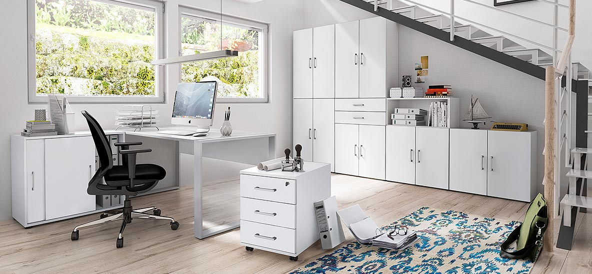 Serie direct.office weiss