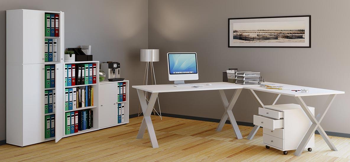 büromöbel weiß