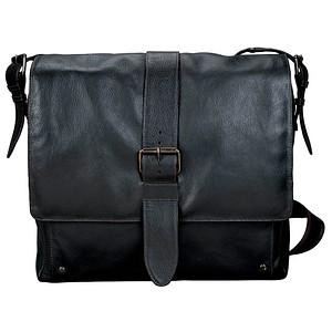 9c333363c0e832 PRIDE & SOUL Umhängetasche NEO Leder braun günstig online kaufen ...