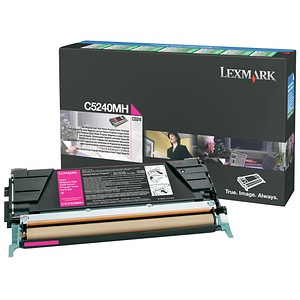 Toner/Tonerkartuschen C5240MH von Lexmark