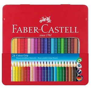 Buntstifte Colour GRIP von FABER-CASTELL