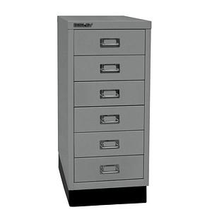 Schubladenschrank MultiDrawer™ L296S von BISLEY