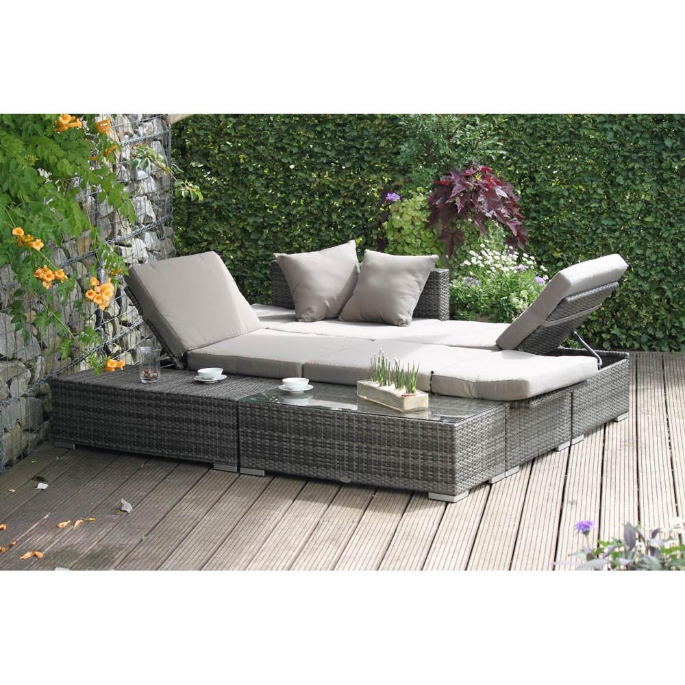 ... Loungegruppe Garden Pleasure Alcudia Von Harms ...