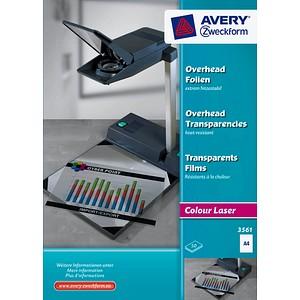 Laserfolien  von AVERY Zweckform