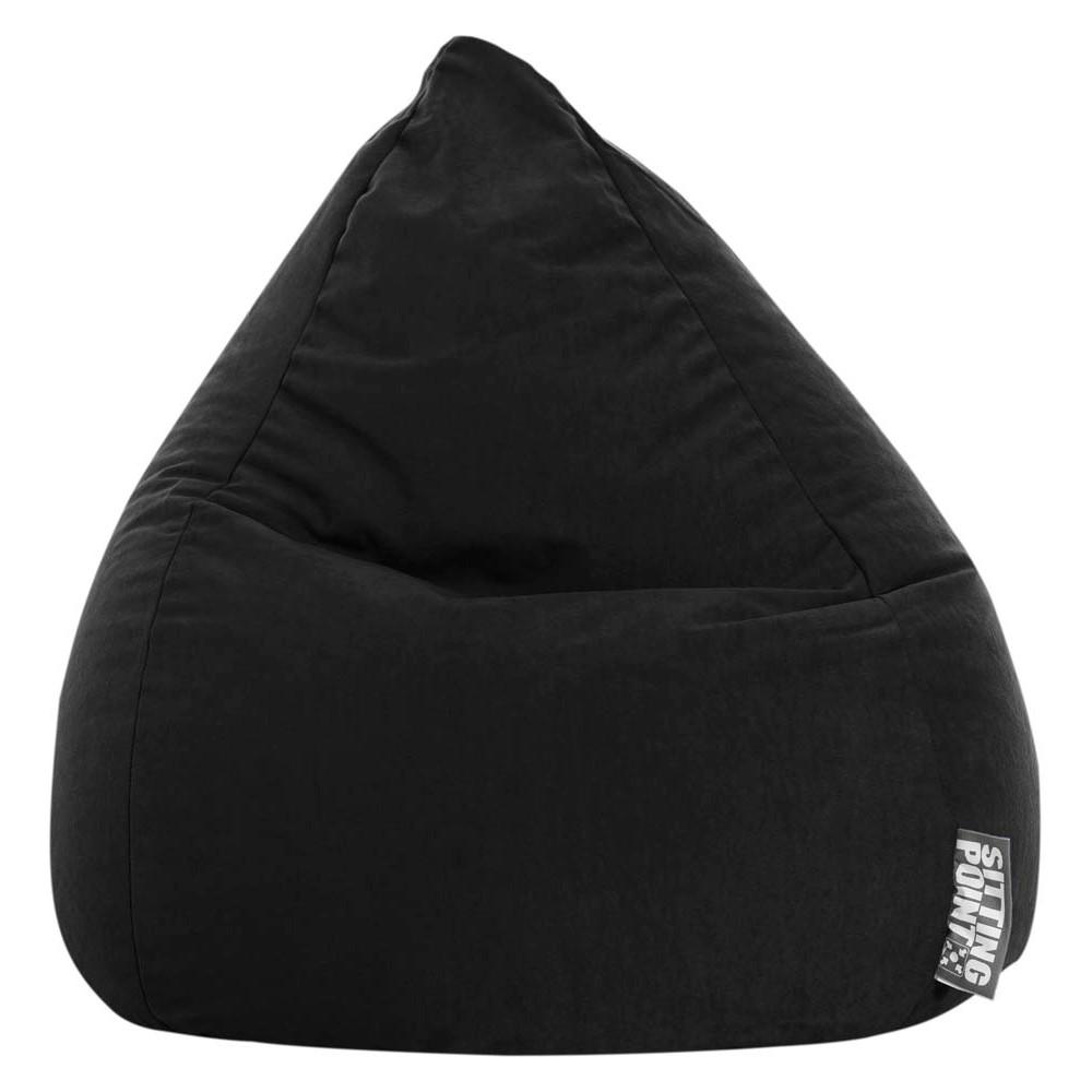 Sitting Point Beanbag Easy Xxl Sitzsack Schwarz Günstig Online