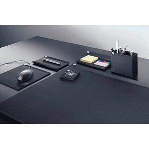 sigel schreibtischset cintano s saphirschwarz g nstig online kaufen office discount. Black Bedroom Furniture Sets. Home Design Ideas