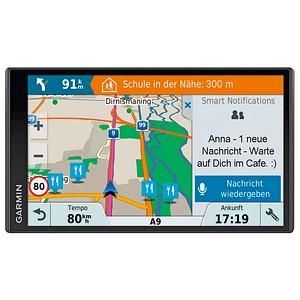 garmin drivesmart 61 lmt d ce navigationsger t 17 7 cm 7. Black Bedroom Furniture Sets. Home Design Ideas