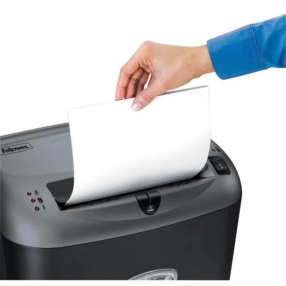 Fellowes 70s Aktenvernichter Mit Streifenschnitt Gnstig Online Ideal 2245 4 Mm Paper Shredder Von