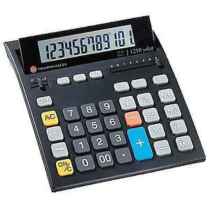 Ta J1210 Solar Tischrechner Gunstig Online Kaufen Office Discount