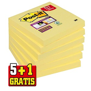 Haftnotizen Super Sticky Notes von Post-it®