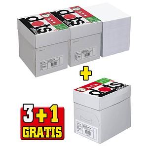 3 1 gratis 3 maxi boxen dots kopierpapier office a4. Black Bedroom Furniture Sets. Home Design Ideas
