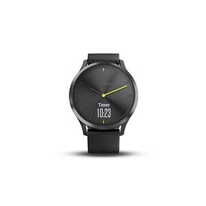 garmin v vomove hr sport smartwatch schwarz g nstig online. Black Bedroom Furniture Sets. Home Design Ideas