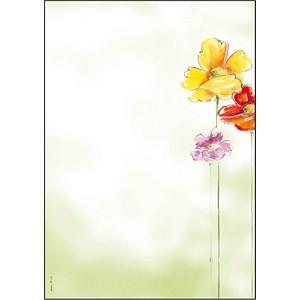 Sigel Motivpapier Spring Flowers Din A4 90 G Qm Gunstig Online