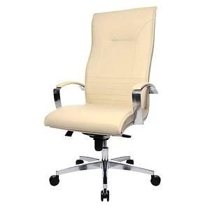 Topstar New Office R5 Chefsessel Beige Leder Günstig Online Kaufen